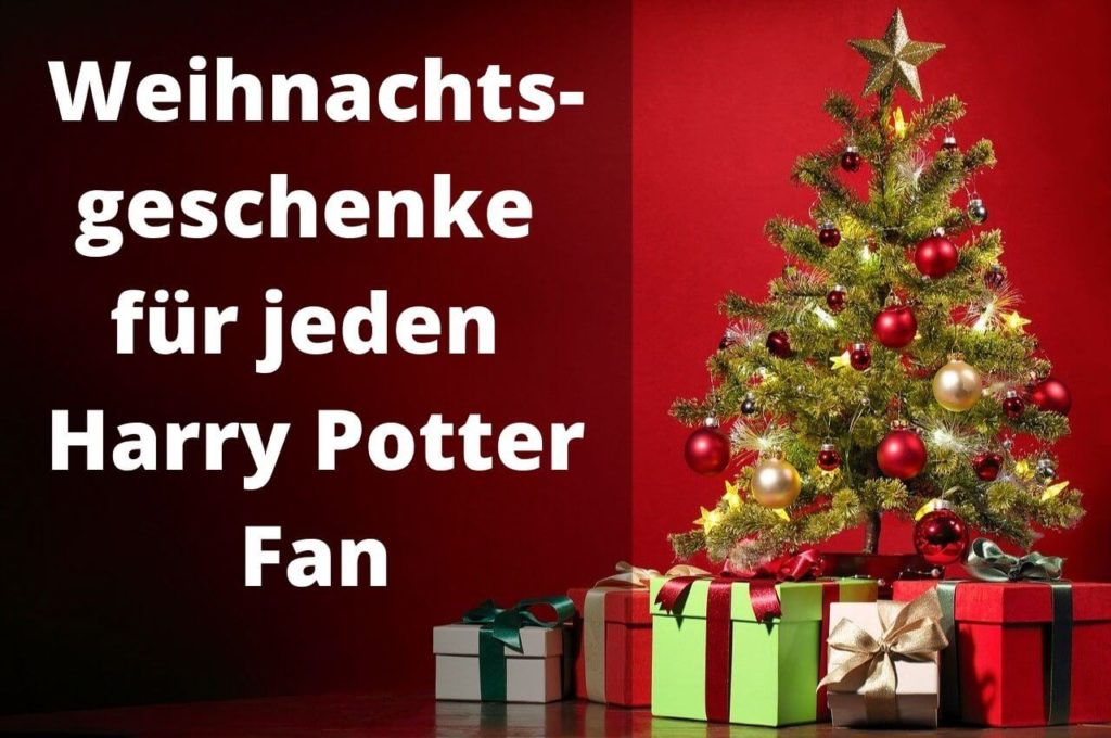 Die besten Harry Potter Weihnachtsgeschenke in der Übersicht