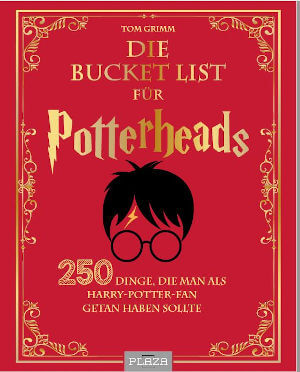 Die Bucket List für Potterheads Buchvorstellung