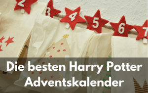 Die Besten Harry Potter Adventskalender 2018 Harry Potter Blog